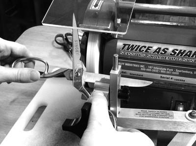 Precision Scissors Sharpening in St. Louis