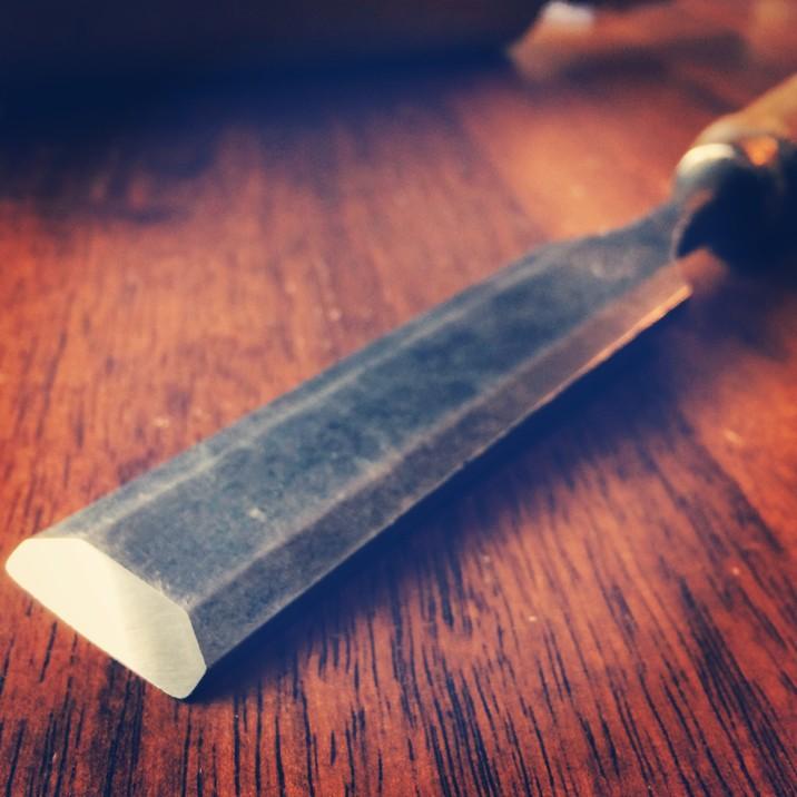 Chisel Sharpening