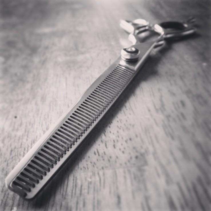 Thinning Shears Sharpening