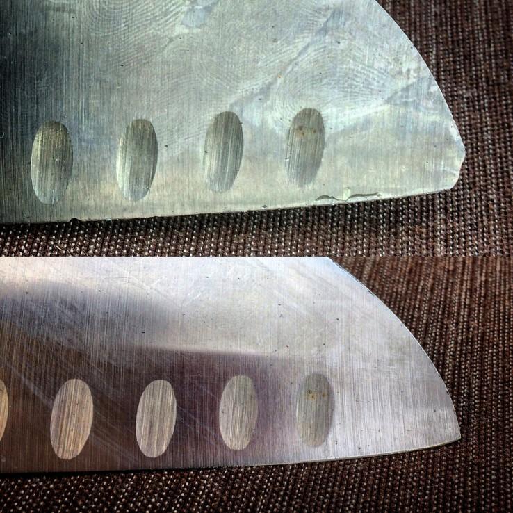 Knife Sharpening Tip Repair St. Louis